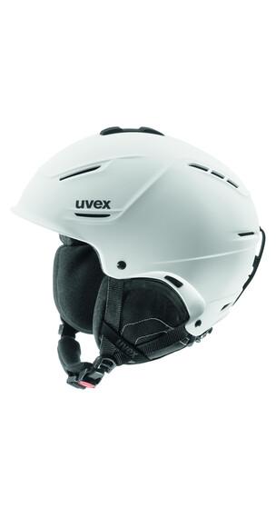 UVEX p1us skihelm wit